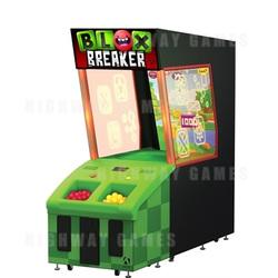 Blox Breaker Ticket Redemption Machine