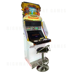 Theatrhythm Final Fantasy All-Star Carnival Arcade Machine