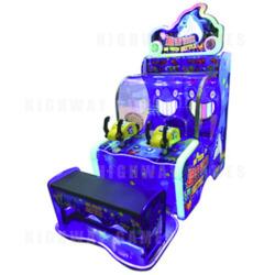 Big Teeth Battle Ticket Redemption Machine
