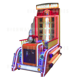 Rescue One Ticket Redemption Machine