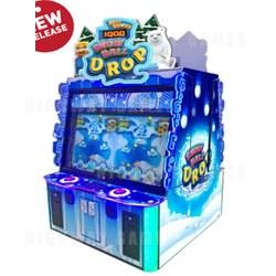 Snowball Drop 4P Ticket Redemption Machine