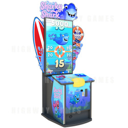 Sharky Shark Ticket Redemption Machine
