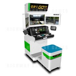 Densha de GO! Arcade Machine (Compact)