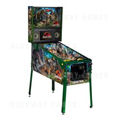 Jurassic Park Pinball Limited Edition (Stern)