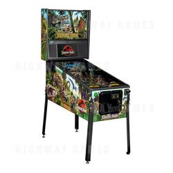 Jurassic Park Pinball Pro Edition (Stern)