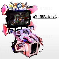 Outnumbered Arcade Machine