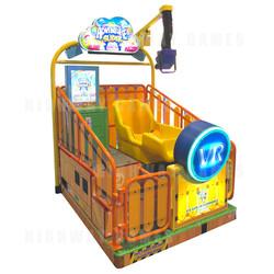 Adventure Slider VR Arcade Machine
