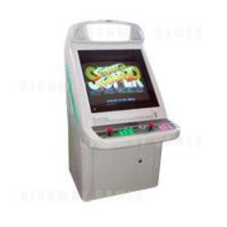 Weche OK Baby Arcade Cabinet