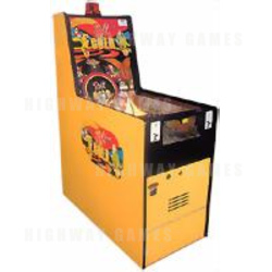 Roll for Gold Arcade Machine