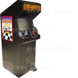 World Rally Arcade Machine