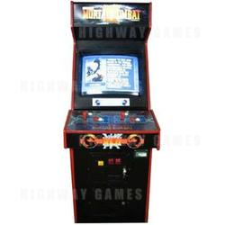 Mortal Kombat 2 Arcade Machine