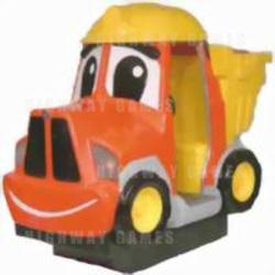 Mitch The Dumper Truck