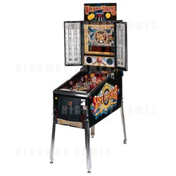Safecracker Pinball (1996)