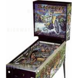 Blackwater 100 Pinball Machine