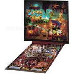 Captain Hook Pinball (1985)