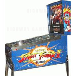 Street Fighter 2 Pinball (1993)