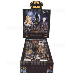 Batman Pinball (1991)