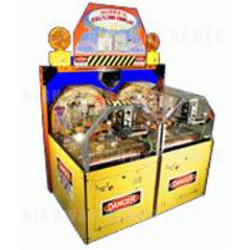 bubba s excavation company by benchmark games arcade machines