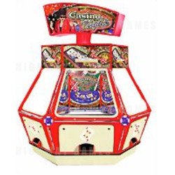 Casino Nights Coin Pusher Medal Machine by Cromptons Leisure