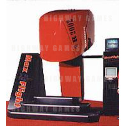 VR 2002 Roller Coaster Simulator