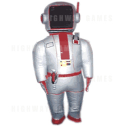 Astronaut (Inflatable Costume)
