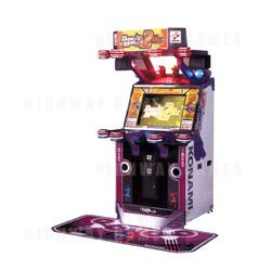 Dance Maniax 2nd Mix Arcade Machine