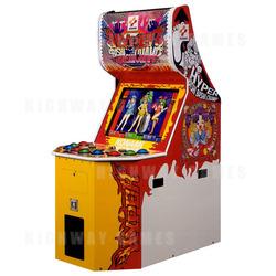 Hyper Bishi Bashi Champ Arcade Machine