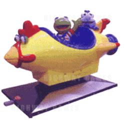Muppet Spaceship