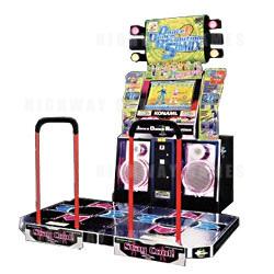 Dance Dance Revolution 5th Mix Arcade Machine