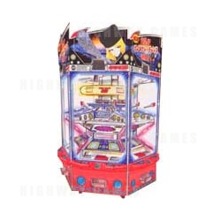 Galaxy Express Coin Pusher Medal Machine
