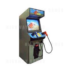 Egg Venture Arcade Machine
