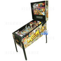 Simpsons Pinball Party (2003)