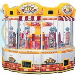 Big Sweet Land Arcade Machine