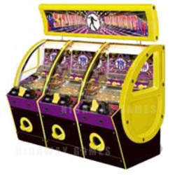 Spinna Winna (2003) Coin Pusher Medal Machine