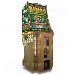 Skill Ball Bingo Machine For Sale