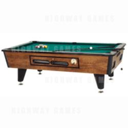 Ambassador Pool Table 2004
