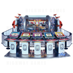 Bingo Party Splash SP Medal Machine