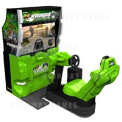 Wasteland Racers 2071