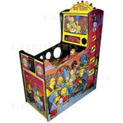 The Simpsons Kooky Carnival