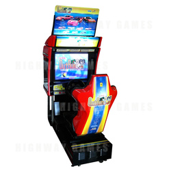 Outrun 2 Arcade Driving Machine