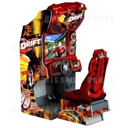 The Fast and The Furious Drift Arcade Machine