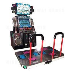 Dance Dance Revolution SuperNova 2 Arcade Machine