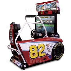 EA Sports NASCAR racing DX