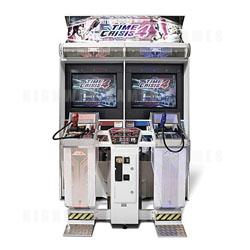 Time Crisis 4 SD Arcade Machine