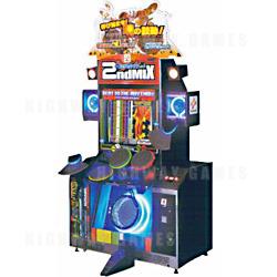 DrumMania 2nd Mix Arcade Machine