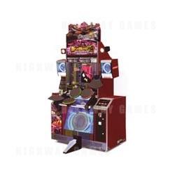 DrumMania V4 Arcade Machine