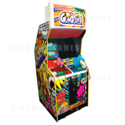 Gun Bullet SD Arcade Machine