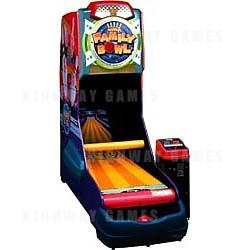 Family Bowl Sports Arcade Machine