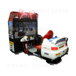 Sega Rally 3 DX Arcade Machine