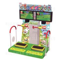 Hopping Road Arcade Machine